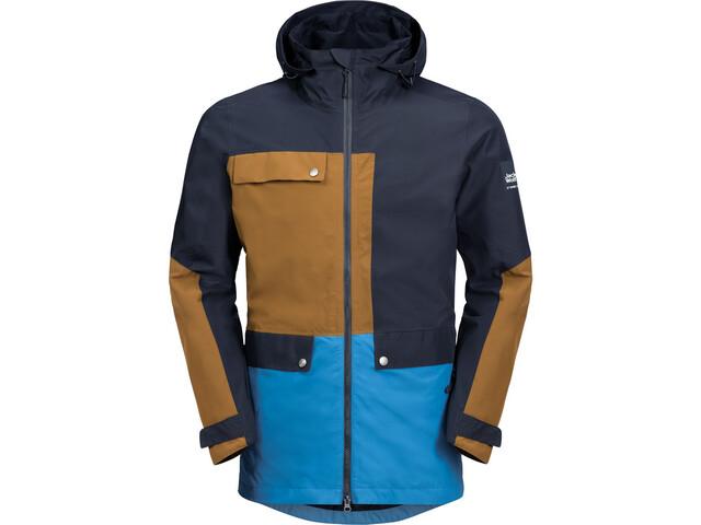 Jack Wolfskin 365 Influencer Jacket Men night sky blue